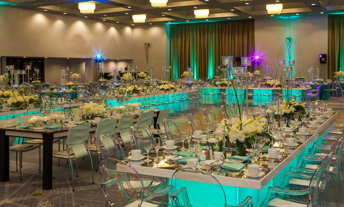 Hotel Hilton Miami Downtown, EUA - Eventos