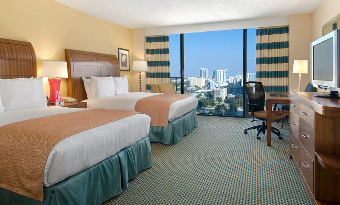 Hilton Miami Downtown Hotel, USA - Double Accessible Room