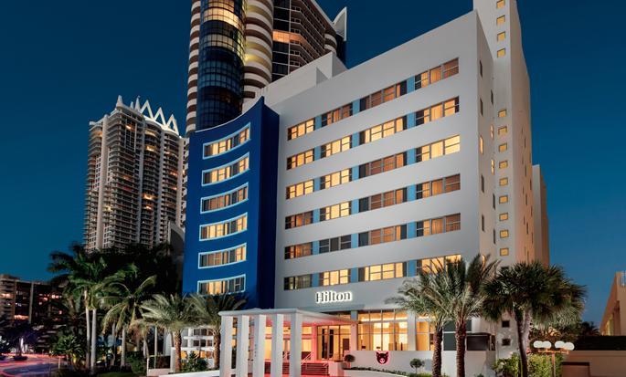 Hôtel Hilton Cabana Miami Beach - Extérieur de l'hôtel