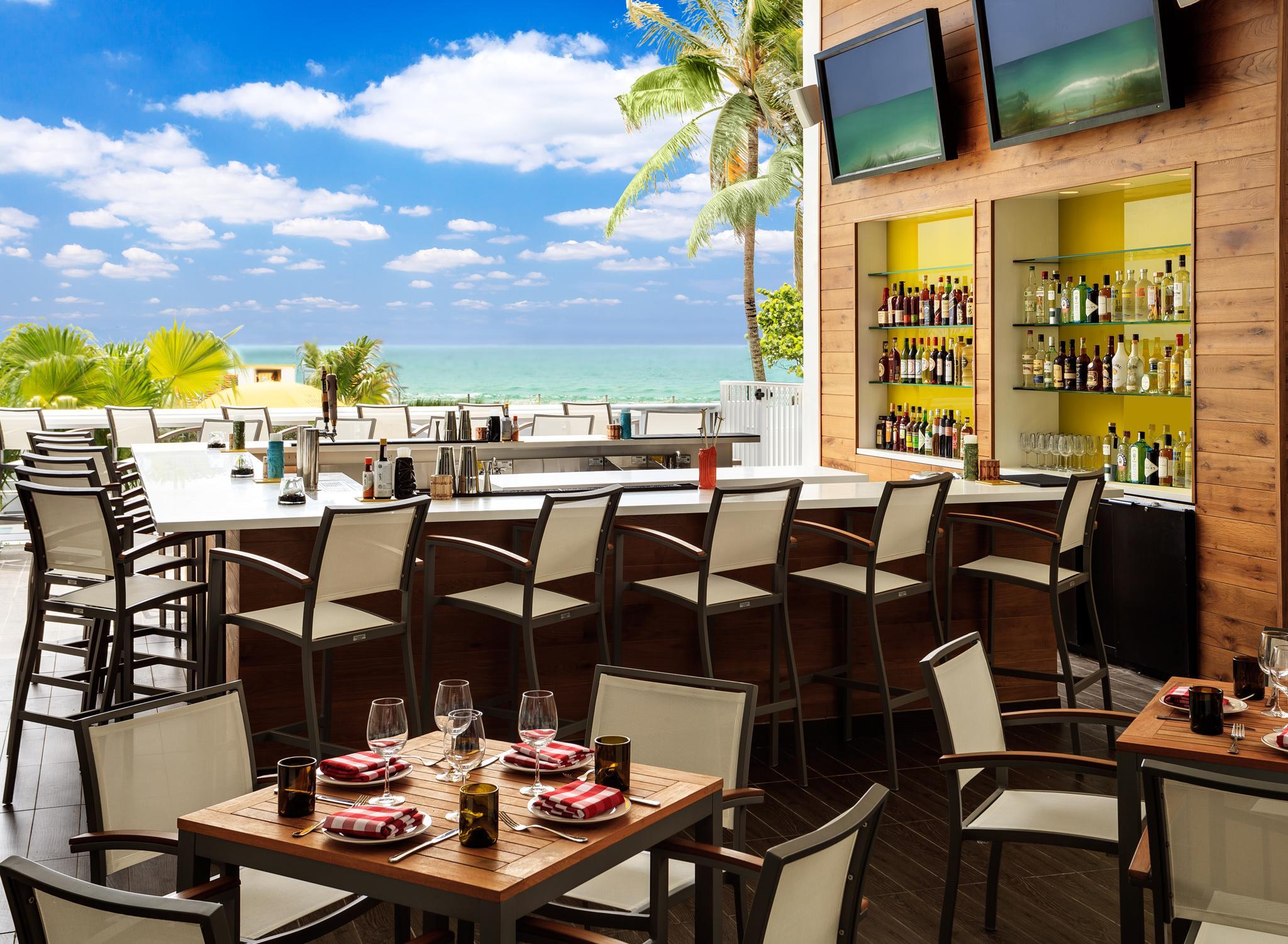 Hilton Cabana Miami Beach Hotels Am Strand Von