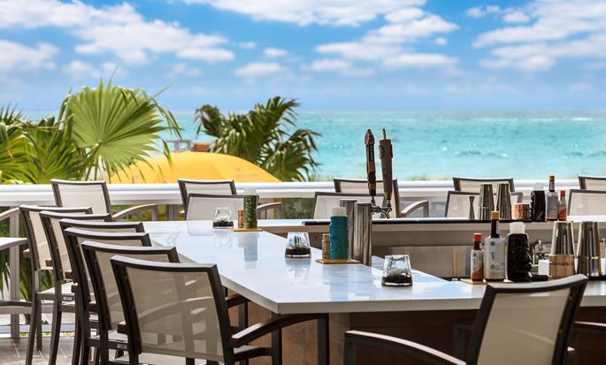 Hotel Hilton Cabana Miami Beach, E.E.U.U. - Cabanas