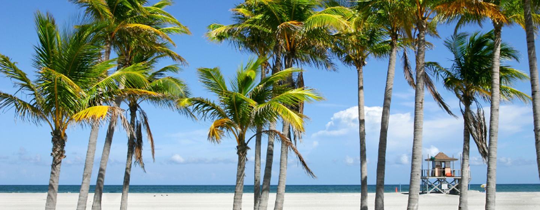 Embassy Suites Miami - Aeroporto Internacional, Flórida - Praia