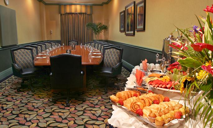 Embassy Suites Miami - International Airport, Florida - Boardroom