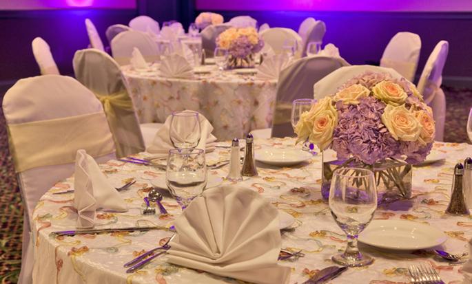 Hôtel Embassy Suites Miami - International Airport, Floride - Salle de réception
