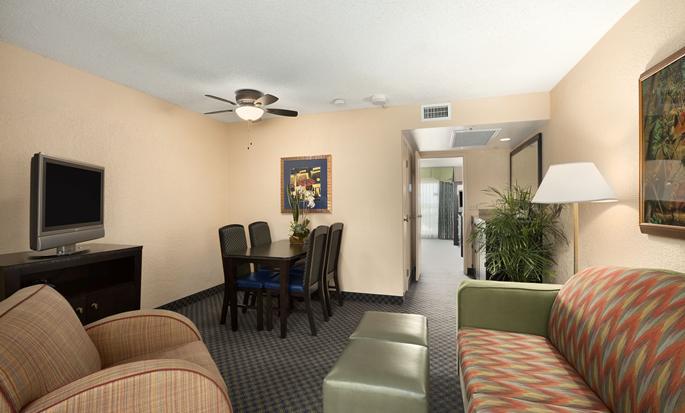 Embassy Suites Miami - International Airport, Florida - Living Room