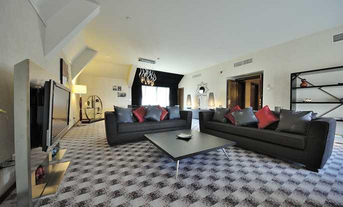 Hilton Milan Hotel, Italien– Präsidenten Suite