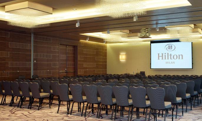 Hilton Milan Hotel, Italien– Meetingraum