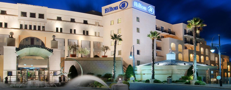 Hotel hilton malta hotel di lusso a malta for Hotels malte