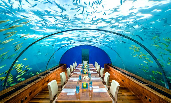 Conrad Maldives Rangali Island  - Meetings