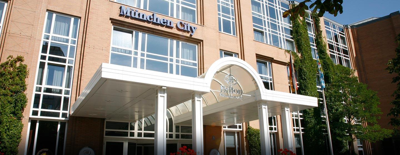 Herzlich willkommen im Hilton Munich City