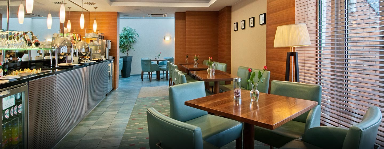 Die exklusive Lounge für die Gäste in den Executive Gästezimmern