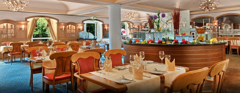Das bayrische Restaurant Zum Gasteig serviert Ihnen traditionelle Gerichte der Region
