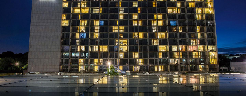 Hotel Hilton Munich Park, Germania - Esterno dell'hotel