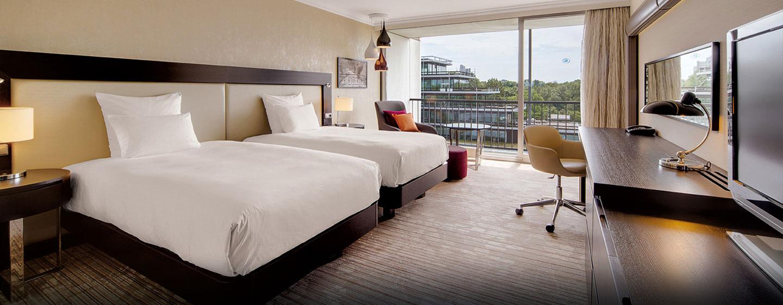 Hotel Hilton Munich Park, Germania - Camera Hilton con letti separati