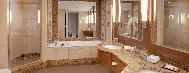 Hotel Hilton Munich Park, Germania - Bagno della Suite Presidenziale