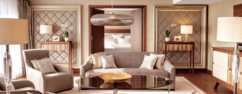 Hilton hotel munich park hotel a monaco di baviera germania for Piani patio gratuiti