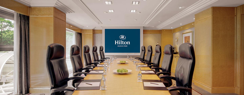 Hotel Hilton Munich Park, Germania - Salone Kandinsky
