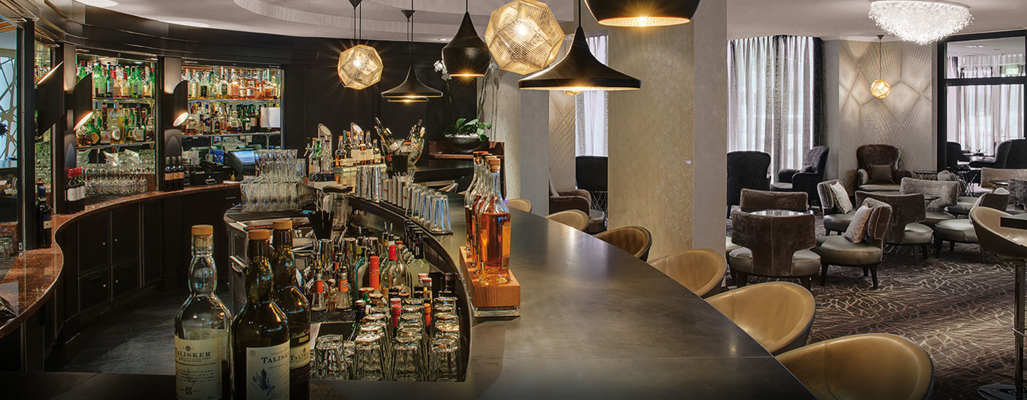 Hotel Hilton Munich Park, Germania - People's Bar and Cigar Lounge