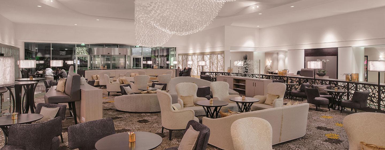Hotel Hilton Munich Park, Germania - Lobby Café