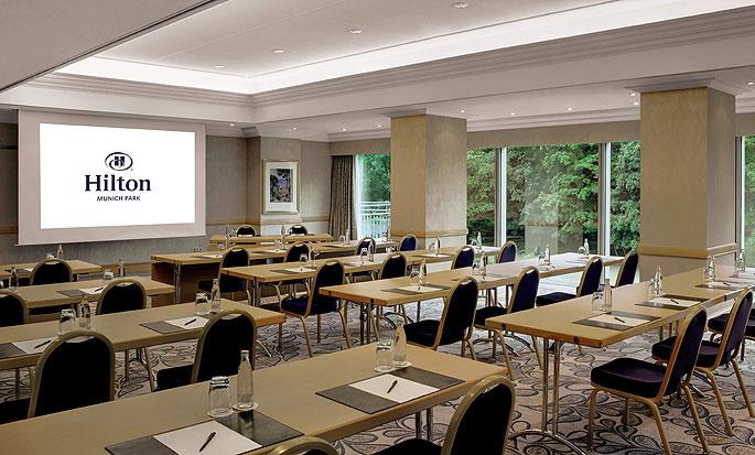 Hotel Hilton Munich Park, Germania - Salone Cezanne