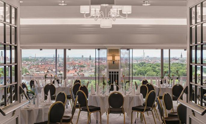 Hotel Hilton Munich Park, Germania - Salone