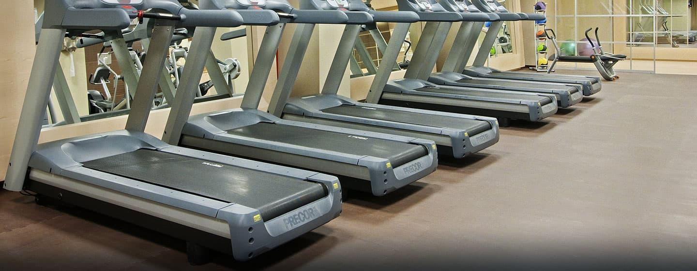 Einem Training steht in unserem sehr gut ausgestatteten Fitness Center nichts im Wege