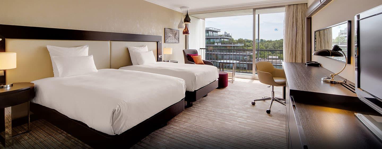 Für unsere Gäste stehen auch gemütliche Zweibettzimmer zur Verfügung
