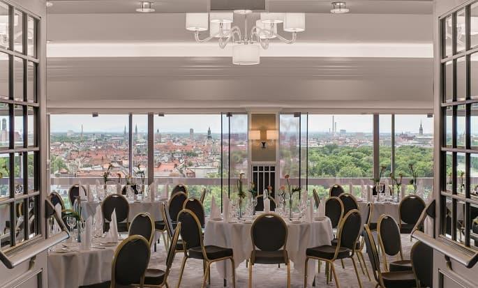Hilton Munich Park, Duitsland - Salon Marco Polo