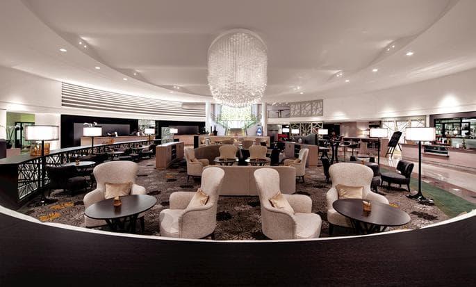 Hilton Munich Park, Duitsland - Lobby