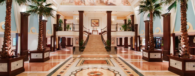 British Colonial Hilton Nassau, Bahamas - Lobby