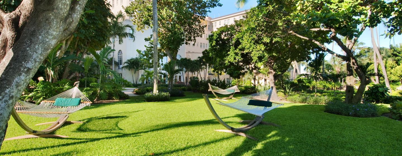 British Colonial Hilton Nassau, Bahamas - Jardín