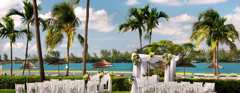 British Colonial Hilton Nassau, Bahamas - Bodas