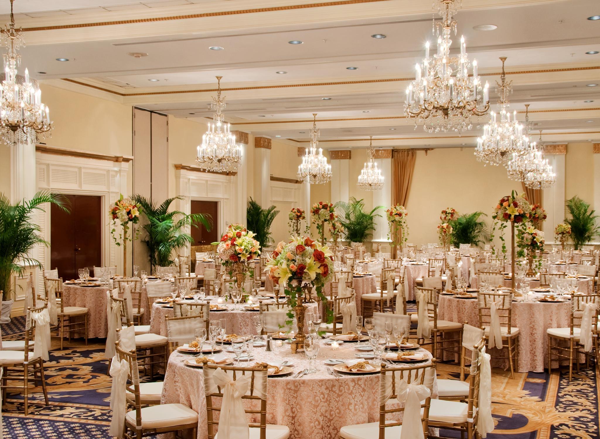 British Colonial Hilton Nassau, Bahamas – Banquete