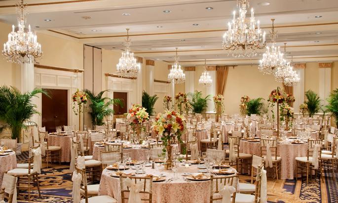 British Colonial Hilton Nassau, Bahamas - Banquete