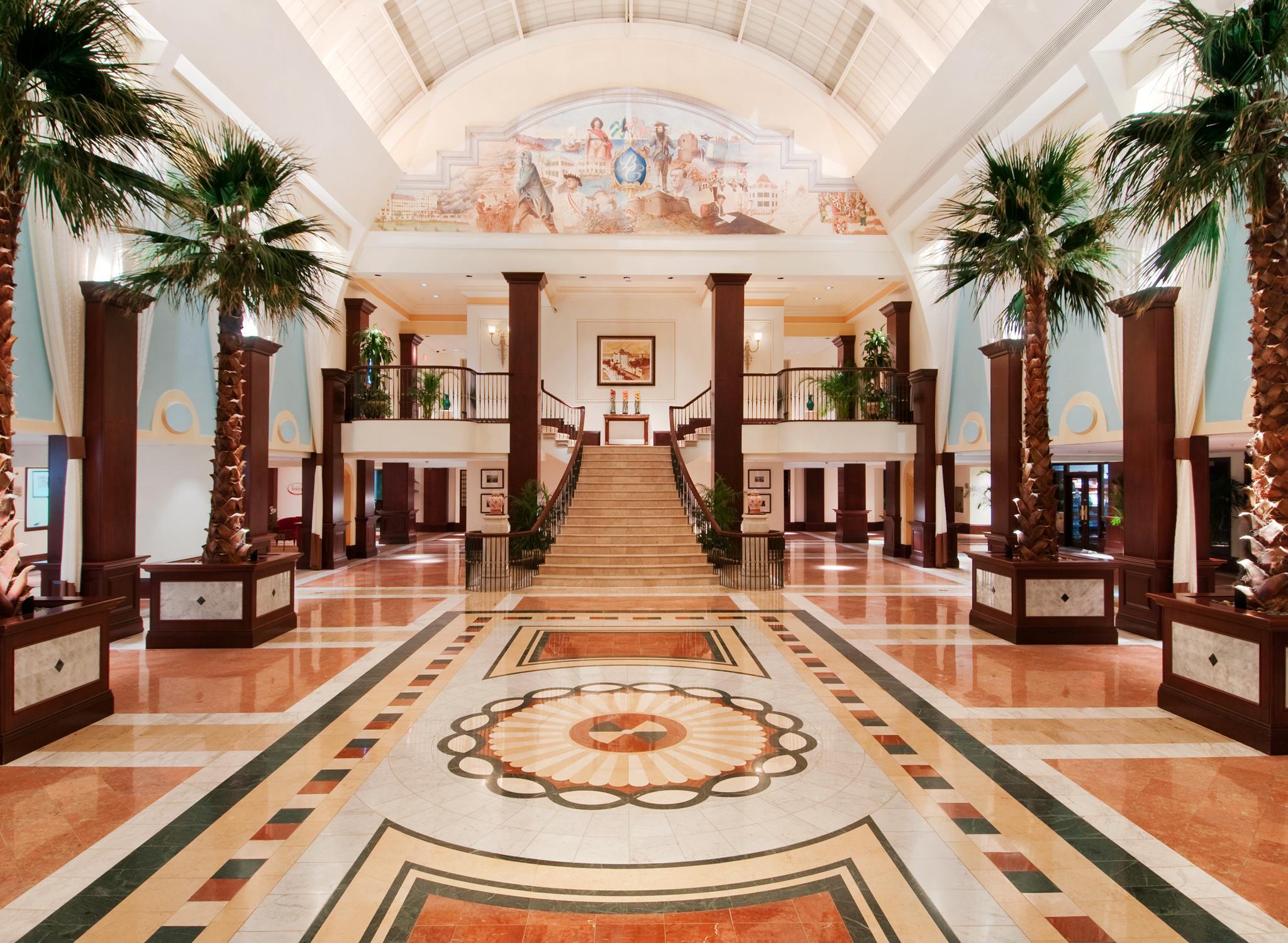 British Colonial Hilton Nassau, Bahamas – Lobby do hotel