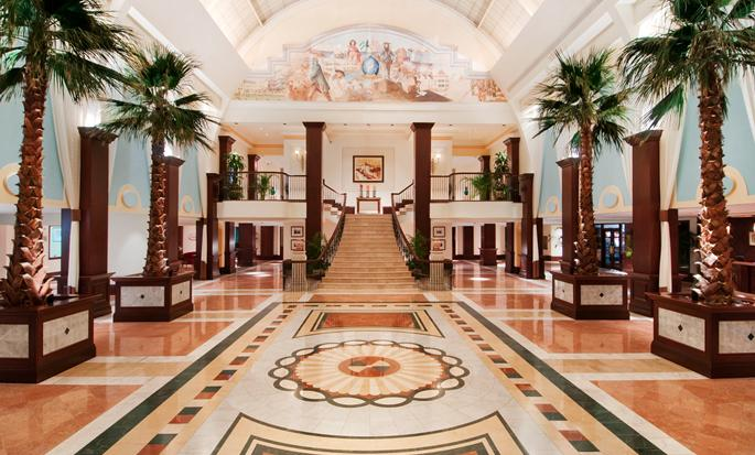 British Colonial Hilton Nassau, Bahamas – Lobby do hotel