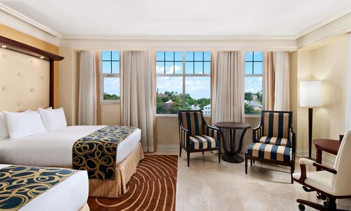 British Colonial Hilton Nassau, Bahamas - Habitación Executive con camas dobles