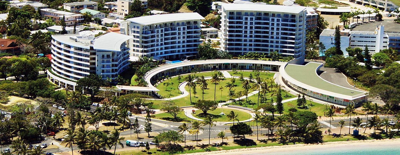 Hôtel Hilton Noumea La Promenade Residences, Nouvelle Calédonie - Extérieur de l'hôtel