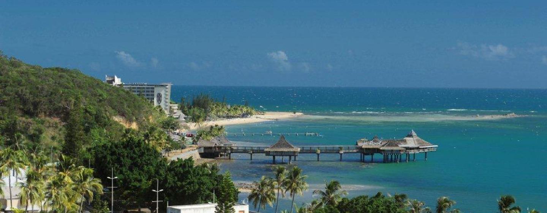 Hôtel Hilton Noumea La Promenade Residences, Nouvelle Calédonie - Magnifique vue sur l'océan