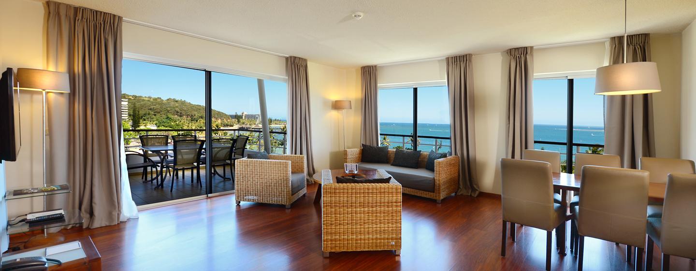 Hôtel Hilton Noumea La Promenade Residences, Nouvelle Calédonie - Appartement Studio