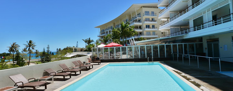 Hôtel Hilton Noumea La Promenade Residences, Nouvelle Calédonie - Piscine extérieure
