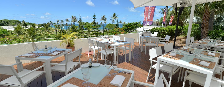 Hôtel Hilton Noumea La Promenade Residences, Nouvelle Calédonie - Café La Terrasse