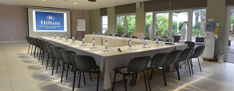 Hôtel Hilton Noumea La Promenade Residences, Nouvelle Calédonie - Salle de réunion