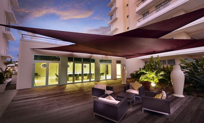 Hôtel Hilton Noumea La Promenade Residences, Nouvelle Calédonie - Espace de réunion