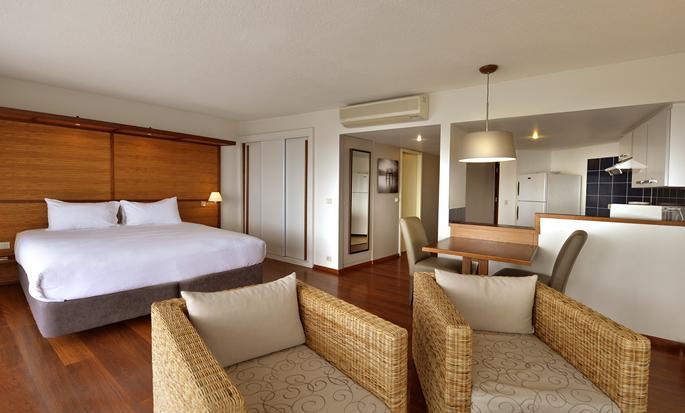 Hôtel Hilton Noumea La Promenade Residences - Studio avec très grand lit