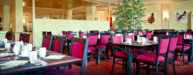 Das Restaurant L'Oliva bietet Ihnen französiche und mediterane Gerichte an