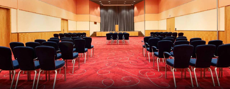 Auf der großen Bühne stehen Sie und Ihre Veranstaltung im richtigen Licht