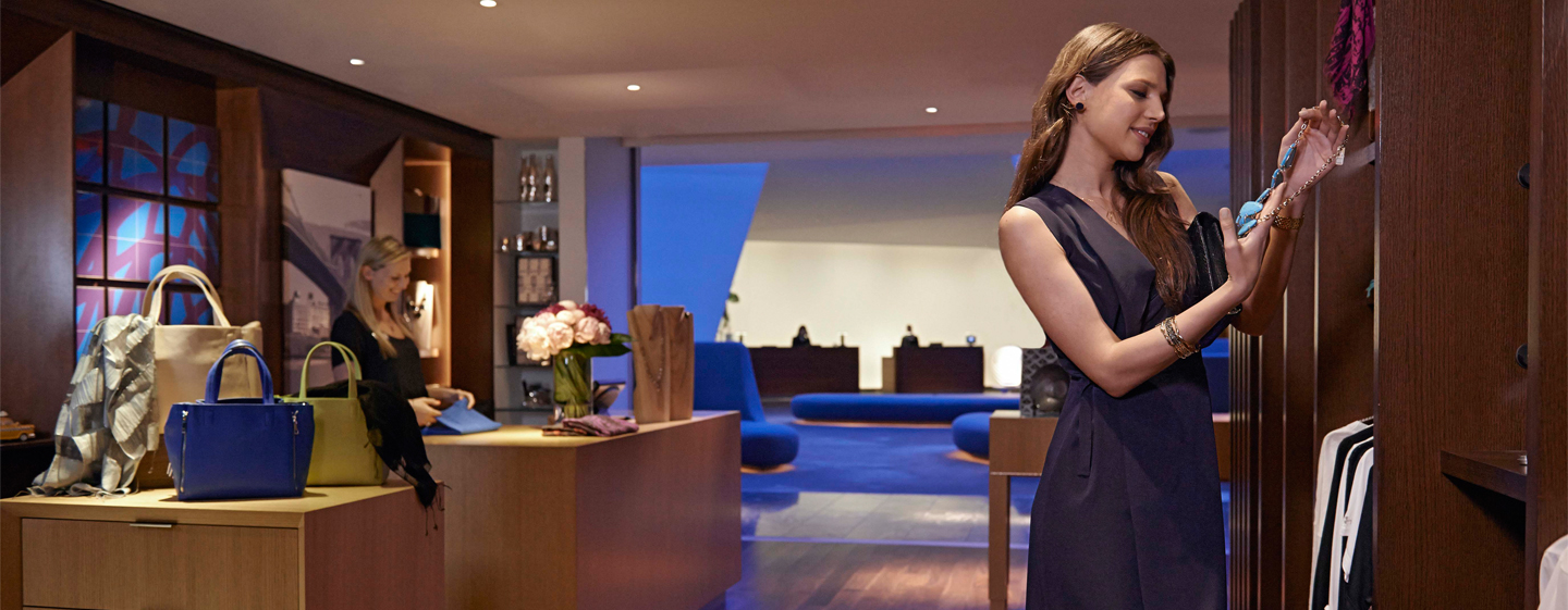 Hotel Conrad New York, Stati Uniti - Boutique Accents