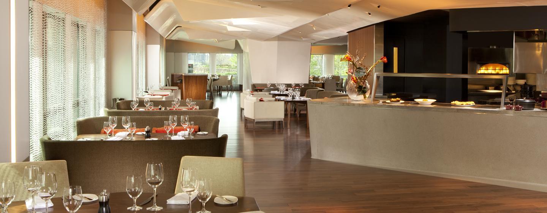 Lassen Sie sich mediterrane Küche im gemütlichen Restaurant schmecken