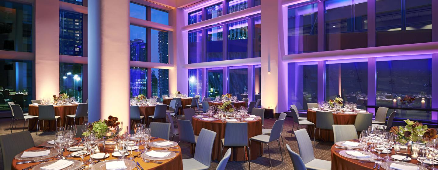 Hotel Conrad New York, Stati Uniti - Wedding Reception - Lato nord-est del salone Gallery